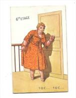 7396 - CPA Humoristique à Système J. CHAPERON : Carte Qui S'ouvre - Chaperon, Jean