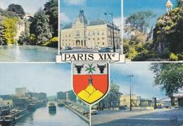75019 - Mutivues - Arrondissement: 19