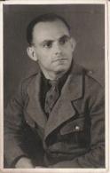 MILITAIRE ALLEMAND CARTE PHOTO (GUERRE 1939 45) - Weltkrieg 1939-45