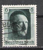 Reich Timbre Seul Issu Du Bloc 8 Oblitéré (Michel 646 ) - Deutschland