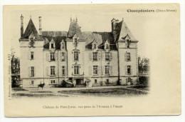 CHAMPDENIERS. - Château De Pont-Jarno - Champdeniers Saint Denis