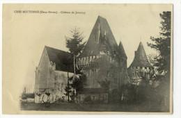 CHEF-BOUTONNE. - Château De Javarzay - Chef Boutonne