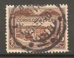 PERU    Scott  # C 60 VF USED - Peru