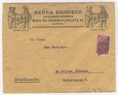 �sterreich Michel No. 269 auf Brief