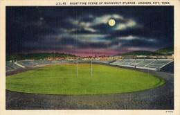 Roosevelt Stadium, Night - Johnson City