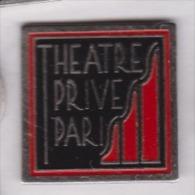 Ville De Paris , Théâtre Privé - Cities