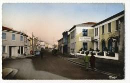 CERIZAY - Centre Ville . Rue Principale. CPSM 9x14 - Cerizay