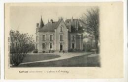 CERIZAY -  Château.de Cerizay - Cerizay