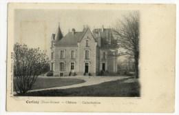 CERIZAY -  Château. Guinebertière. - Cerizay