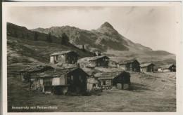 Bettmeralp Mit Bettmerhorn V. 1969   (43114) - VS Valais