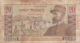 Caisse Centrale De La France D´Outre- Mer .      GUYANE - Guyane Française