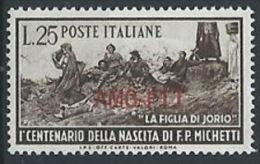 1951 - Michetti - Ongebruikt