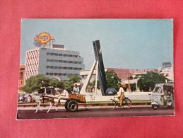 W. Pakistan Karachi   Musical Fountain  Ref 1701 - Pakistan
