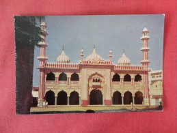 W. Pakistan Karachi   Arambagh Mosque  Ref 1701 - Pakistan