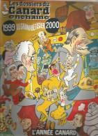 Les Dossiers Du CANARD ENCHAINE , Le Grand Bêtisier , 1999-2000 , Frais Fr : 3.00€ - Autre Magazines