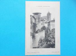 81 : GAILLAC : ANCIENNE PRISON     C.P.A.carte En Trés Bon état , - Gaillac