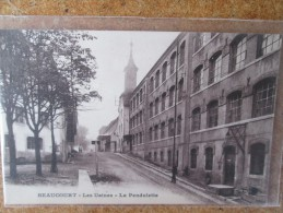 BEAUCOURT LES USINES LA PENDULETTE - Beaucourt