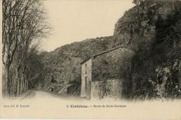16 CONFOLENS ROUTE DE ST GERMAIN 2 - Confolens