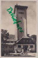 Rossbergturm, Wanderheim, Bei Öschingen, Um 1930 - Hotels & Gaststätten
