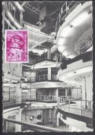 THEMES -  BELGIQUE -  1961 -  MOL - CENTRE D'ETUDE DE L'ENERGIE NUCLEAIRE - COEUR DU REACTEUR  BR3 - ( EDIT. UNIMAX ) - - Industry