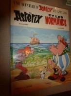 1966 ASTERIX  Et Les NORMANDS  (couverture Défaite Mais Bon état ... Manque Les Pages (35 à 46) - Astérix