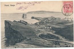 GASPE - Percé - Gaspé