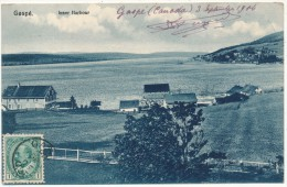 GASPE - Inner Harbour - Gaspé