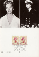 CPM  -    S.A.R. Le Prince De Liège Et La Princesse Paola Ruffo Di Calabria - Belgien