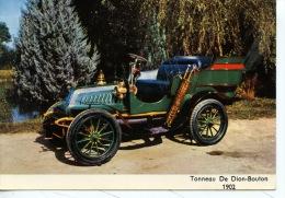 TONNEAU DE DION BOUTON 1902 (n°130/11) Musée Automobile De Bretagne Renne - Passenger Cars