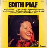 * LP *  EDITH PIAF - VOLUME 1 (L'accordéoniste) (France 1973 EX!!!) - Vinylplaten