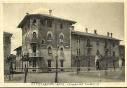 B00011-Castelsangiovanni( Piacenza)-Caserma RR. Carabinieri-1933 - Piacenza
