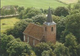 NL.- Eenum. Onbeschreven Dubbele Kaart. 12e-eeuws Kerkje. Kerk 2 Scans - Autres