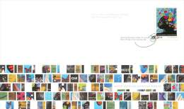 2011  Mental Health Semi-Postal  Sc B18  Single From Booklet - Premiers Jours (FDC)