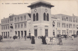 CAIRO - Central Railway Station , EGYPT , 00-10s - Cairo