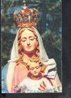 J1381 Statua Della Madonna   - Vierge, Virgin, Notre Dame, Religion, Marie, Religeuse, Religiosa - Vergine Maria E Madonne