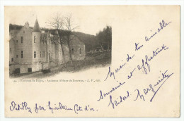 CPA COTE-d'OR - 21  - Ancienne Abbaye De Bouvaux - Autres Communes