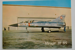 MIRAGE  III B S - 1946-....: Moderne