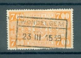 """BELGIE - OBP Nr TR 159 - Cachet  """"WONDELGEM"""" - (ref. VL-4539) - 1923-1941"""