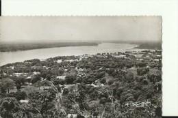 CAR15   --   BANGUI  (  A.E.F. )   --   VUE GENERALE  --  REAL PHOTO PC - Centraal-Afrikaanse Republiek