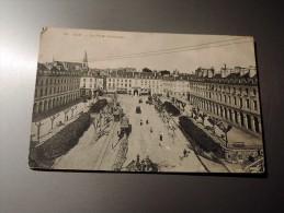 Carte Postale Ancienne : PAU : Vue Sur La Ville Prise Du Clocher De St-Martin, En 1917 - Pau