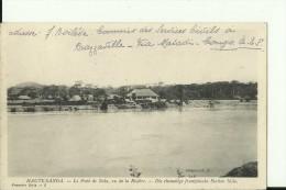 CAR18   --   HAUTE - SANGA   --  LE POSTE DE NOLA  --  1920 - Centraal-Afrikaanse Republiek