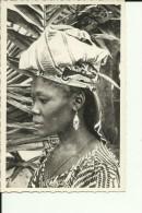 CAR27   --   BANGUI  ( A.E.F. )   --   OUBANGUI - CHARI  -- -   FEMME RACE BANDA  --  REAL PHOTO PC - Centraal-Afrikaanse Republiek