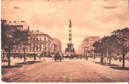 AK 0045  Wien - Praterstern / Motiv Um 1912 - Prater