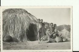CAR34   --    OUBANGUI  ( A.E.F. )   --   GROUPE NOMADE - Zentralafrik. Republik