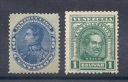 140019147  VENEZUELA  YVERT   SERVICE  Nº   85/112  */MH - Ucrania