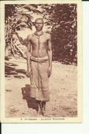 CAR53   --  HAUTE - SANGHA    --  LE SORCIER KOMMANDA  --  PRISONER - Centraal-Afrikaanse Republiek