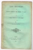 D85.LES MENHIRS DE SAINT MARTIN DE BREM. VENDEE . ARCHEOLOGIE - Pays De Loire