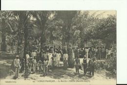 CAR56   --    LE MARCHE A BOLOBO ( HAUT - OUBANGHI ) - Zentralafrik. Republik