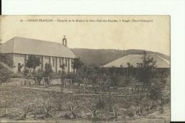 CAR57   --    CHAPELLE DE LA MISSION  DE SAINT - PAUL DES RAPIDES, A BANGHI  ( HAUT - OUBANGHI ) - Zentralafrik. Republik