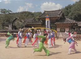 COREE DU SUD - Nongak, Danse Folklorique - Corea Del Sud